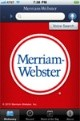 Merriam-Webster Apps